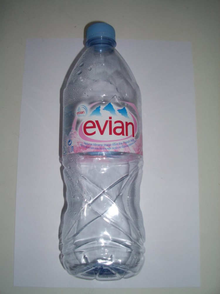 Mineralinis evian