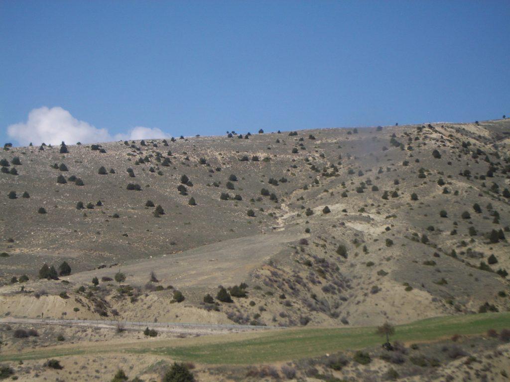 Turkiškas peizažas