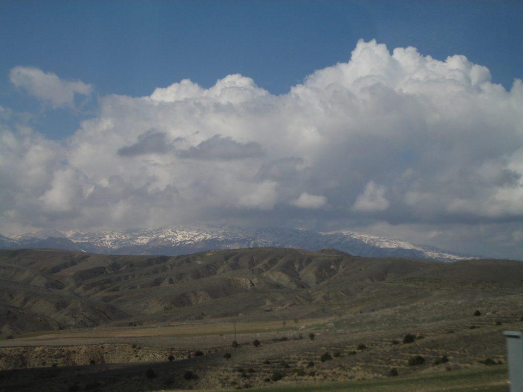 Kalnuota Turkija
