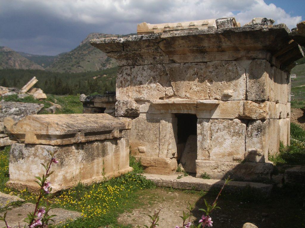 Turkiškas kapas