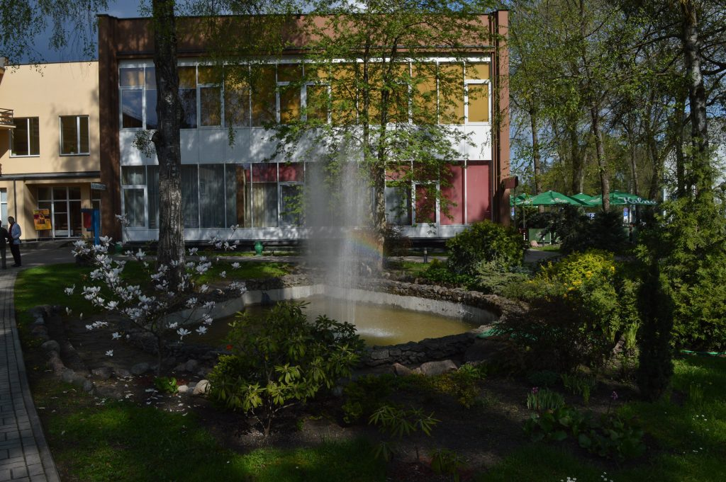Dainavos fontanas