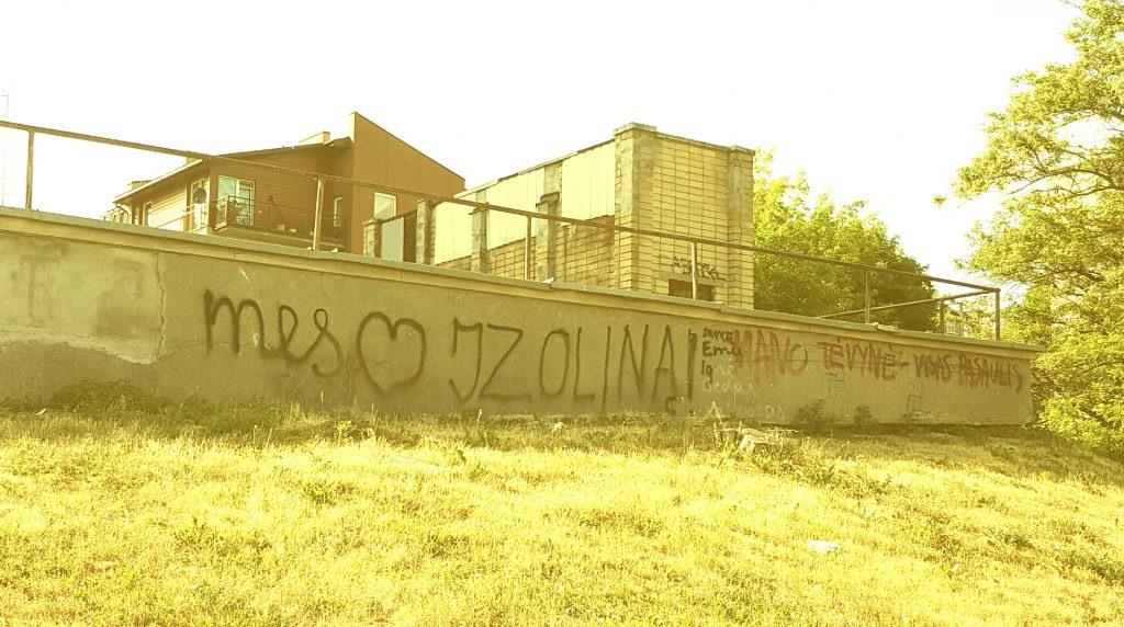 Grafiti Izolina