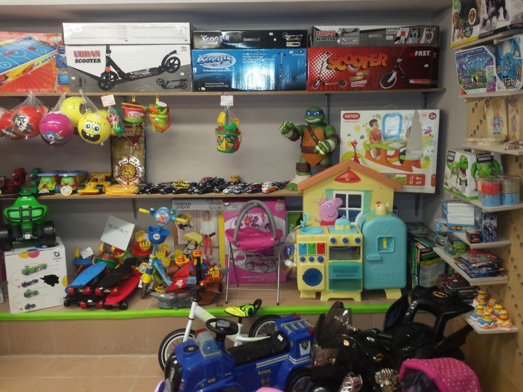 paspirtukai firminiai žaislai
