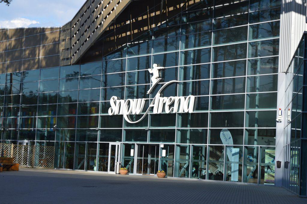 Snow arena Druskininkai