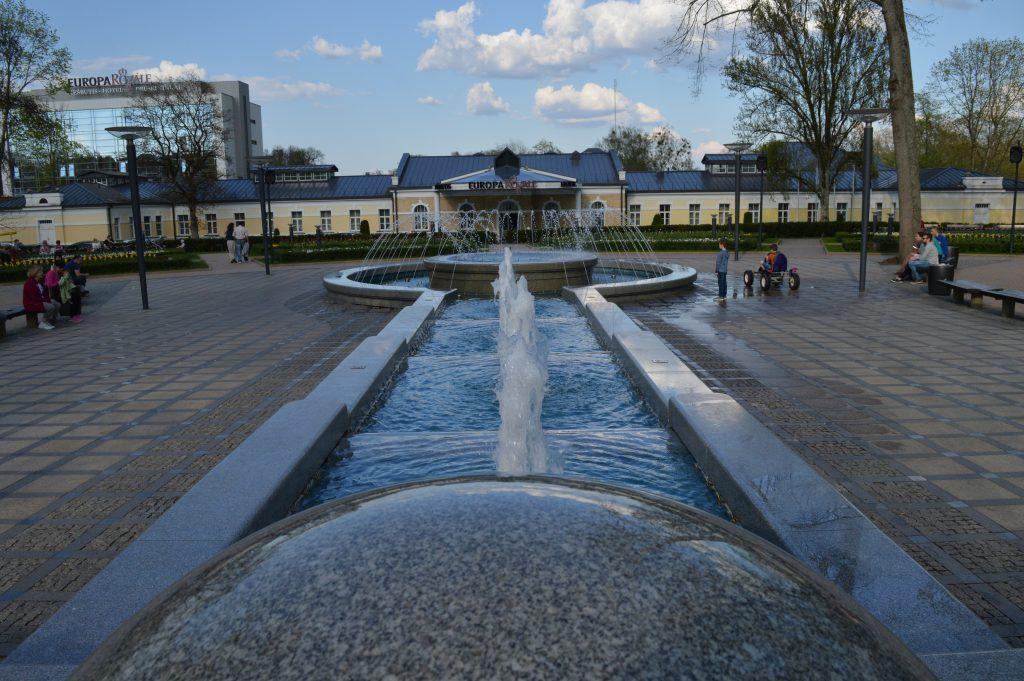 Druskininkų viešbutis Europa Rayale