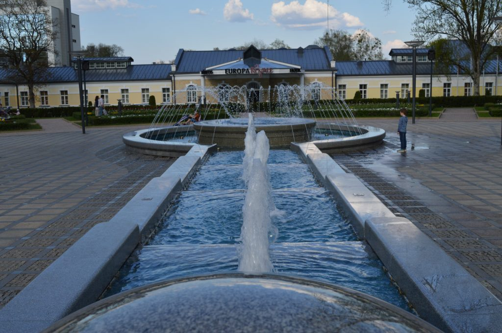 Druskininkų fontanas