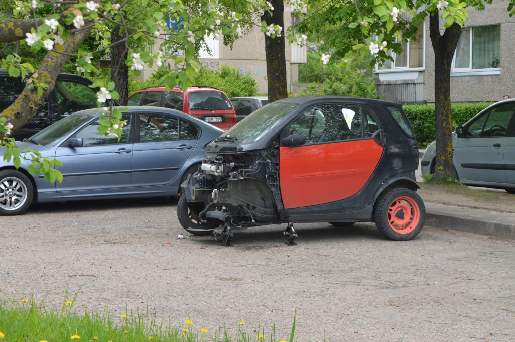 Smart auto aprinktas