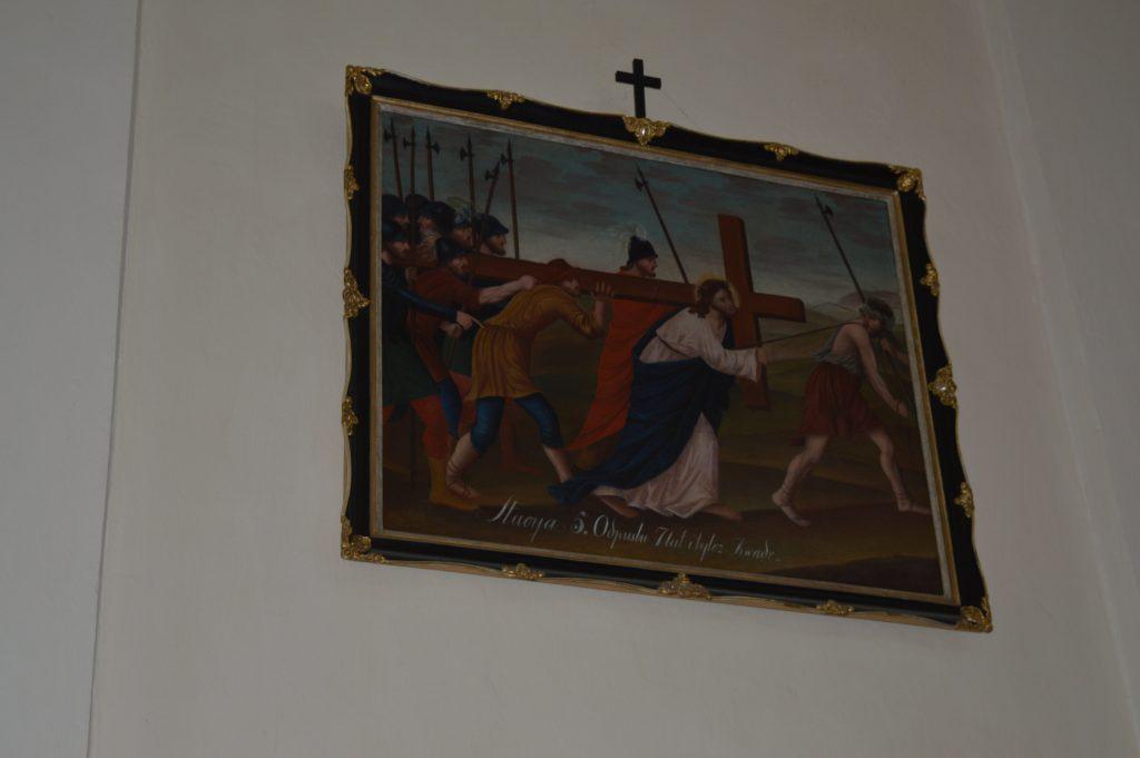 bažnyčios paveikslas nr. 2