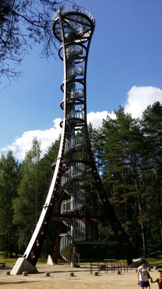 Labanoro apžvalgos bokštas