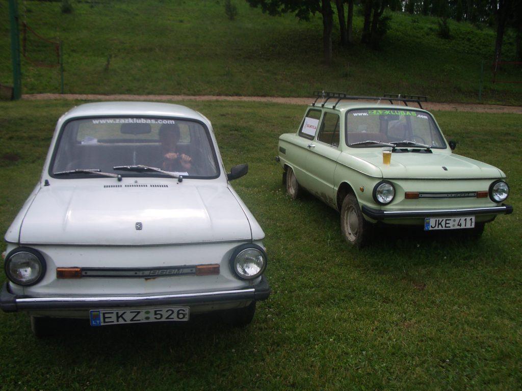 ZAZ automobiliai