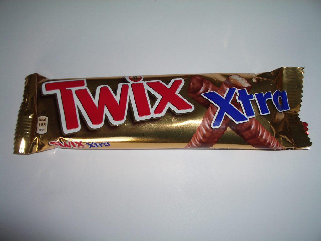 Twix extra šokaladas
