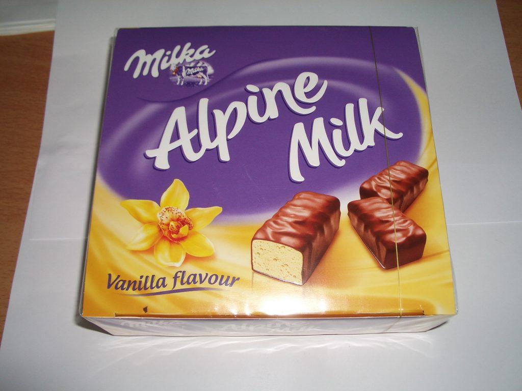 Milka saldainiai
