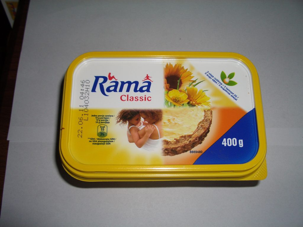 Margarinas Rama