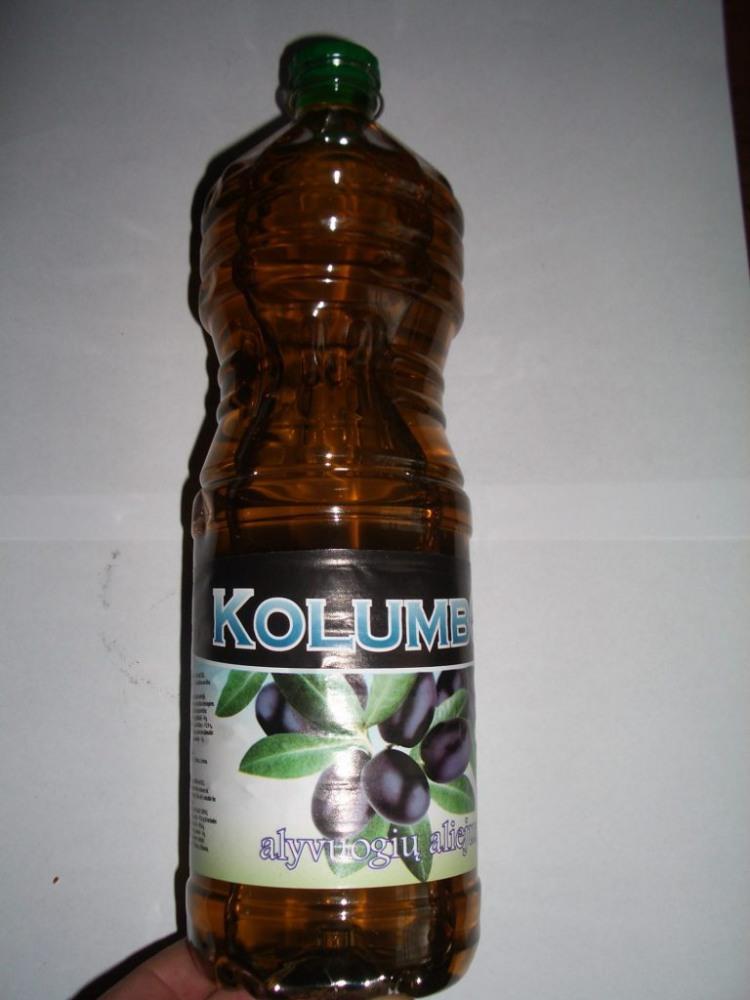 Alyvuogių aliejus Kolumbo