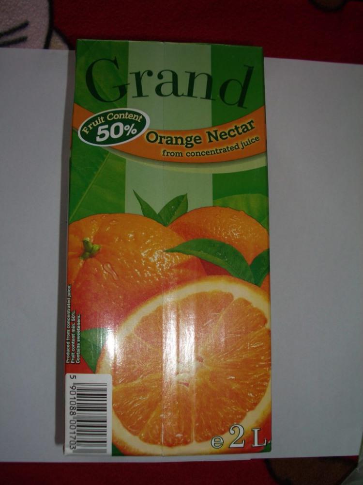 Apelsinų sultys Grand