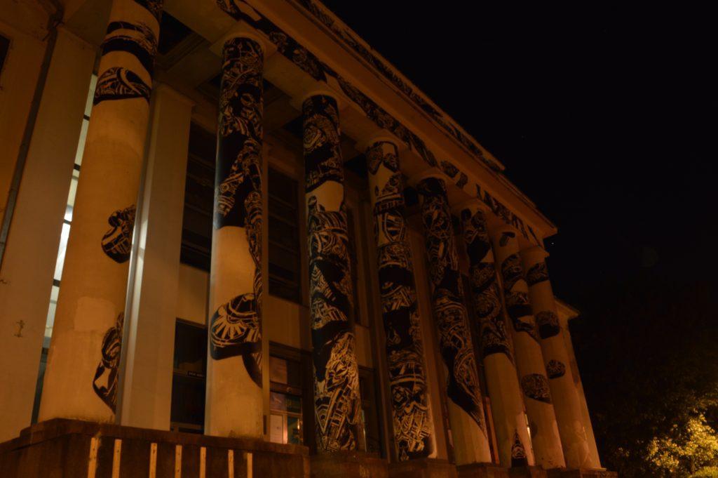 Taurakalnio kolonos