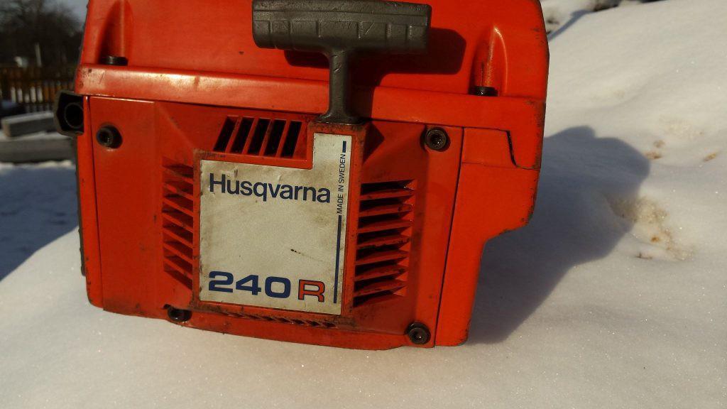 Trimeris Husqvarna 240R