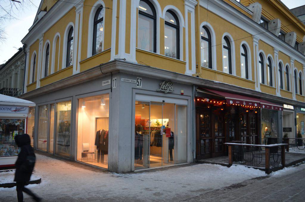 Lelijos parduotuvė Kaune